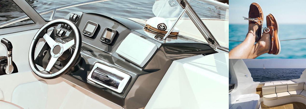 Die Yachtkasko-Versicherung schützt Sie vor den finanziellen Folgen bei Totalverlust oder Teilschäden Ihrer Yacht.